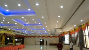 low cost party halls