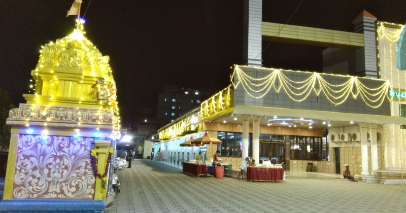 Low cost kalyana mandapam with party halls