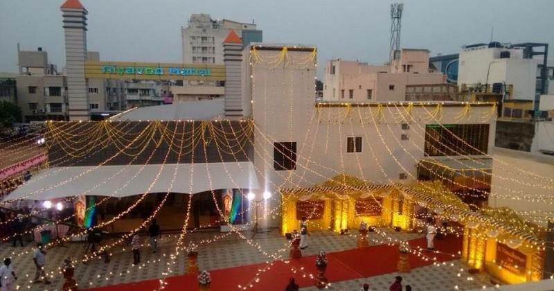 Marriage Halls in Anna Nagar & A/C Wedding Hall near by AnnaNagar