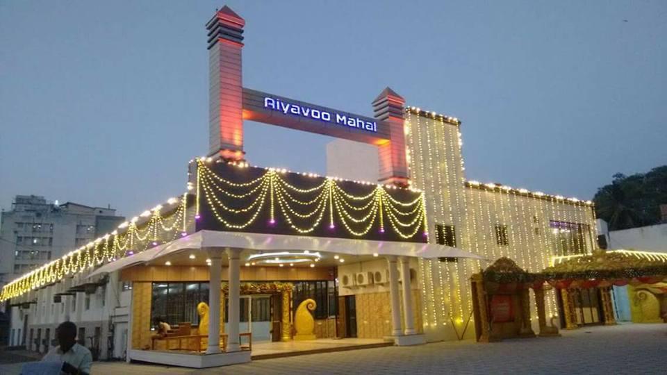 Matchless Kalyana Mandapam Chennai