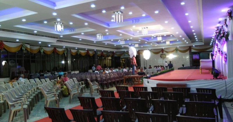 Hindu Marriages In Hall