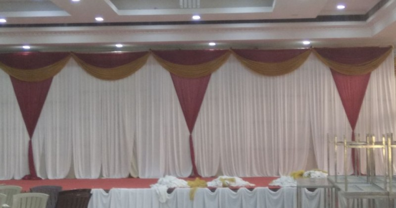 Beautiful wedding halls on budget for any functions