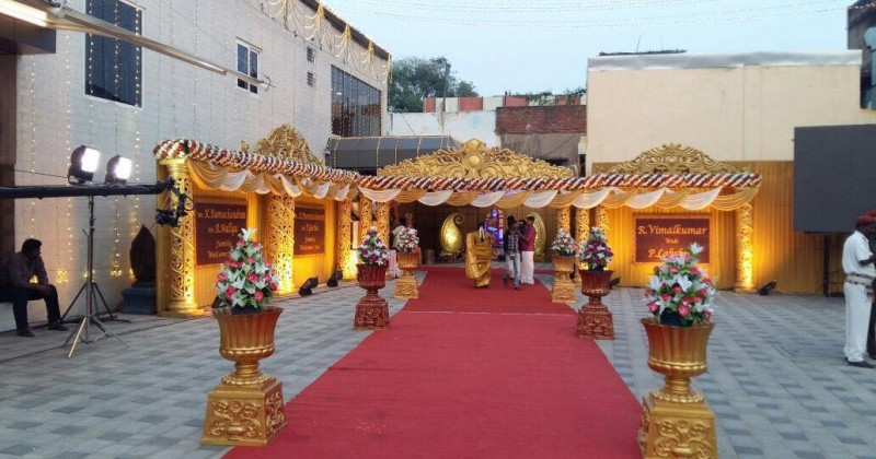 Book kalyana mandapam through online