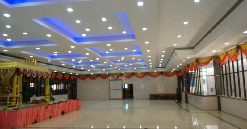 Inexpensive wedding halls with romantic locations